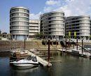 Duisburg Marina, Ruhrgebiet.