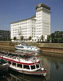 Duisburg Harbour, North Rhine-Westphalia.