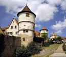Dettelbach, Lower Franconia, Bavaria.