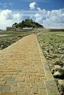 St. Michaels Mount, Cornwall.