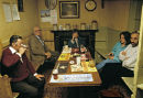 English Pub (Tuckers Grave Inn) Somerset in the 80's