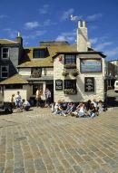 Sloop Inn, St. Ive's, Cornwall, UK. (1990)