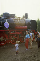 150th anniversary German Railways, Bochum, NRW, 1985.