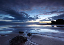 South Shields Blue Dawn