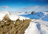 Winter at Hadrians Wall