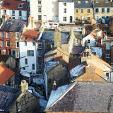 Staithes - Roof Pots and Chimney Pots II