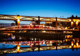 Tyne Lights and Reflections