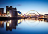 Newcastle - Gateshead Quayside