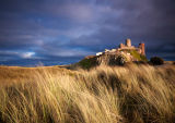 Bamburgh Castle Northumberland Coast III