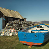 The Blue Boat, Back Shore, Brora