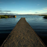 Boat Jetty, Loch Harray