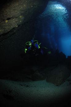Paleokastritsa Caves