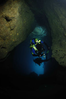 The caves, Paleokastritsa