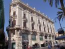 Building on Via Roma, Palermo