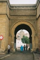 Entrance to Medina, Casablanca