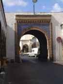 Typical Entrance Arch, Casablanca