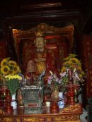 Altar, Temple of Literature, Hanoi