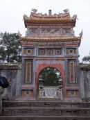 Restored Gate to Tu Duc Tomb, Hue
