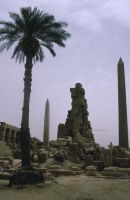 Two Obelisks, Karnak Temple, Luxor