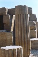 Carved Coulumns, Karnak Temple, Luxor