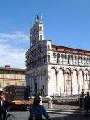 Church, Lucca, Tuscany