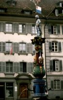 Water Fountain, Lucerne