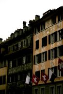 Painted Building, Lucerne