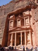 Al-Khaznet al-Faraoun (Treasury of the Pharaoh), Petra