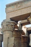 Detail of Kiosk of Trajan, Philae Temple, Aswan