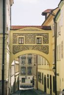 Walkway, Little Quarter, Prague