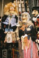 Marionette Shop, Old Town, Prague