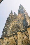 St Vitus's Cathedral, Prague Castle, Prague