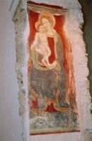Fresco's in Church, Ravello