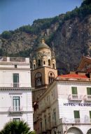 Ravello from Harbour