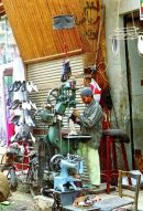Shoe Repair Shop, Cairo
