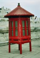 Lamp, Temple of Heaven, Beijing