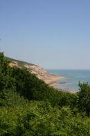 East Sussex coast