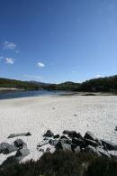 Scottish Highlands beach