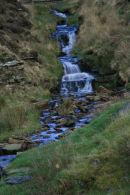 Waterfall in Derbyshire