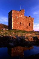 Portencross Castle North Ayrshire