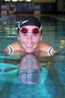 Alison Shephard  Swimmer