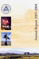 Ayrshire & Arran Chamber of Commerce & Industry Cover for 2003/2004 annual report using stock images