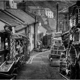 Nets, Staithes