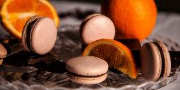 Macaron Marquee - Chocolate Orange