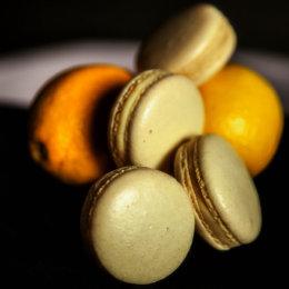 Macaron Marquee - Citron