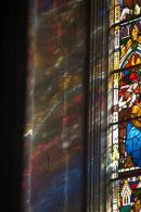 Stained Glass Light Lindisfarne