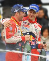 Sébastien Loeb & Mikko Hirvonen