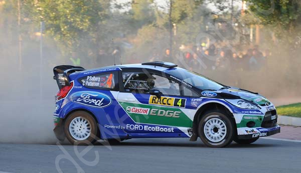 Petter solberg & Chris Paterson