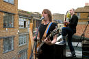 RAZORLIGHT- HOXTON ROOF