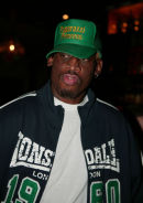 Dennis Rodman at Karma